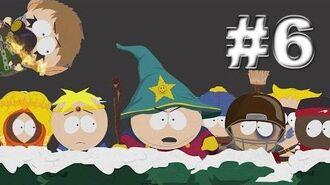 South Park - The Stick of Truth Прохождение 6. Искусство пердежа