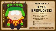 Kyle Charactercard