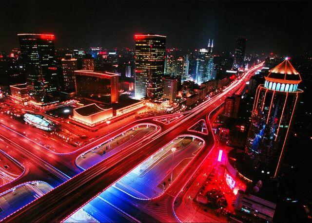 File:Beijing-at-night.jpg