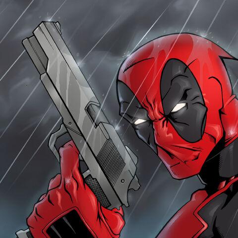 Deadpool in the comics