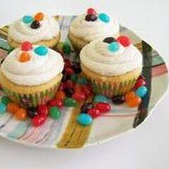 Jelly Bean Cupcake!!!