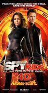Jessica Alba and Joel McHale in Spy Kids: All the Time in the World