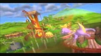 Cancelled Educational Spyro game- 'Spyro Ever After' cutscene pitch