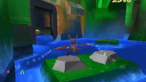 Spyro the Dragon -21- Wild Flight