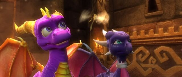 File:Spyro, Cynder, and Sparx.jpg