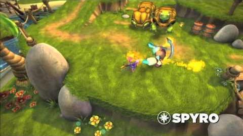 Skylanders Spyro's Adventure - Spyro