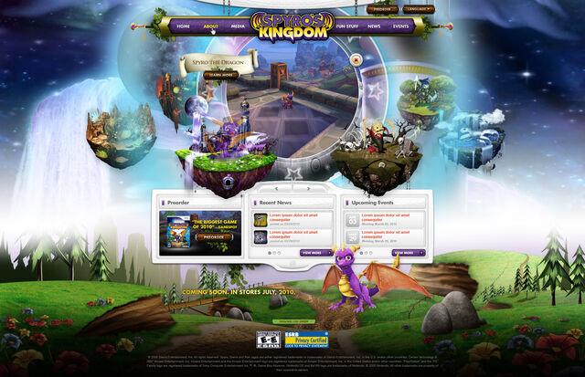 File:Spyro's Kingdom characterselection.jpg