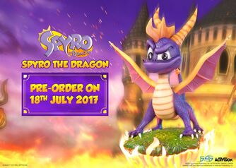 Spyro first4figures