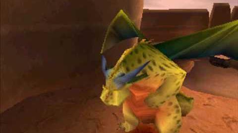 Spyro the Dragon -08- Dry Canyon