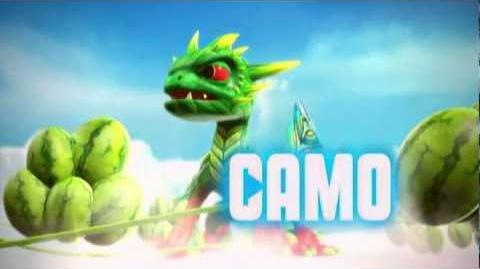Skylanders Giants - Camo Soul Gem Preview