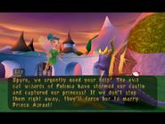 Liz the Fairy Needs Spyro's Help