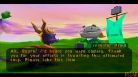 Spyro 2 Ripto's Rage! - 100% - Metropolis