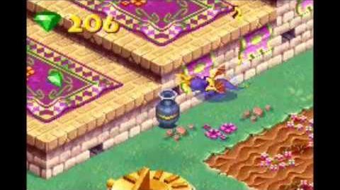 Spyro- Season of Flame 100% (part 1- Sunny Plains)