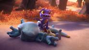 Spyro wins