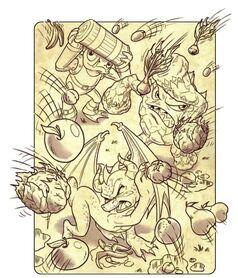 Machine of Doom Illustration2