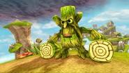 Stump Smash in game