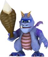 Crush (Spyro Enter The Dragonfly)
