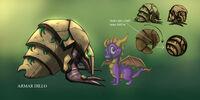 Armadillos (The Legend of Spyro)