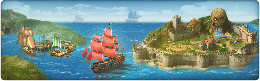 Pirates in Megapolis! Background