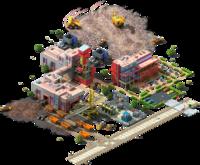 Iron Ore Industrial Center L2