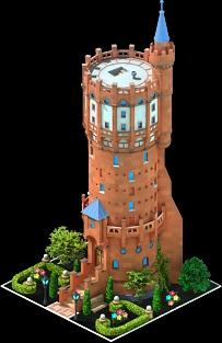 File:Old Water Tower in Landskrona.png