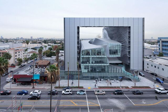 File:Emerson College on Sunset Boulevard, L.A..jpg