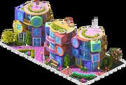 Innovative Loft Apartment Complex