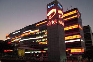RealWorld Gurgaon Airtel Centre