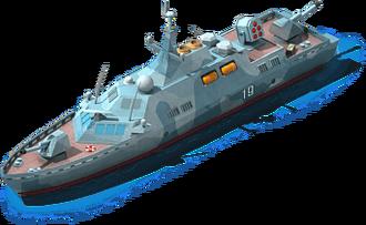 LCS-36 Coastal Ship L1