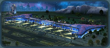 Airport (Las Megas) Artwork