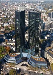 RealWorld Frankfurt Skyscraper