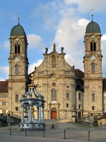 File:RealWorld Einsiedeln Abbey.jpg