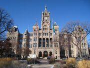 RealWorld Salt Lake City Administration Building
