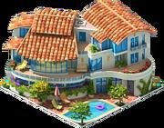 Building Villa El Cano