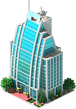 Building Edificio Metrogas