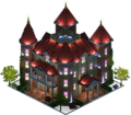 Claremore Mansion (Night)