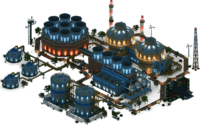 Geothermal Power Plant L5