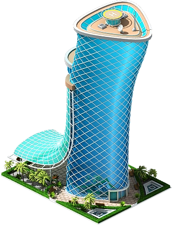 File:Capital Gate Tower (Old).png