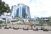 RealWorld Kampala Hilton Hotel