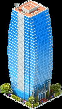 Air Liquide Tower