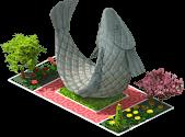 Splash Sculpture