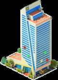 Diagonal Tower