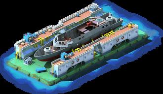 LCS-36 Coastal Ship Construction