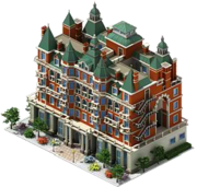 "Hotel ""Metropolis"" (Old)"