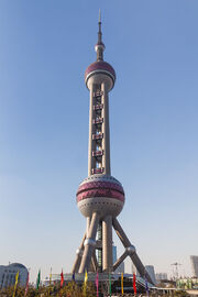 RealWorld Oriental Pearl Tower