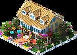 Residence with Veranda