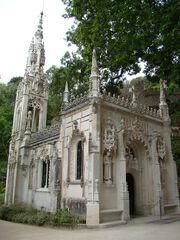 RealWorld Regaleira Chapel