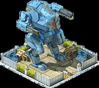 Predator War Robot