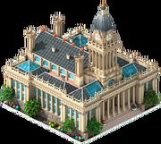 Leeds Town Hall (Washington)