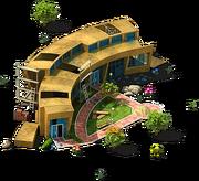 Gold Mining Company Construction